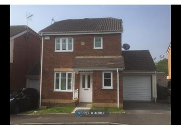 Thumbnail 3 bed detached house to rent in Derwen View, Bridgend