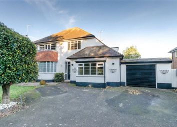Thumbnail 3 bedroom detached house for sale in Ilex Way, Goring, Worthing