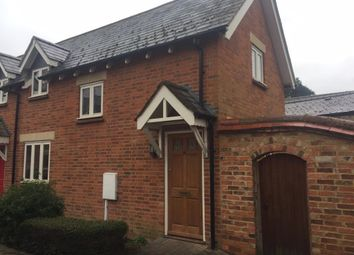 Thumbnail 2 bed end terrace house to rent in West Street, Olney