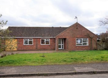 Thumbnail 3 bed bungalow for sale in Mayfield Way, North Walsham