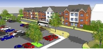 Thumbnail Commercial property for sale in Development Site, Towers Lawn, Frogmore Road, Market Drayton, Shropshire