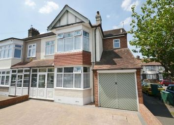Thumbnail 4 bedroom terraced house for sale in Evanston Avenue, London