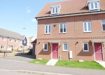 Thumbnail 3 bed property for sale in Lobelia Lane, Cringleford
