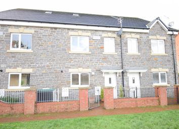 Thumbnail 3 bedroom terraced house for sale in Clos Cae Nant, Cwmbran