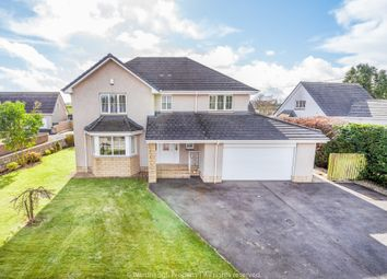 Thumbnail 4 bed detached house for sale in Dunnichen Road, Kingsmuir, Forfar