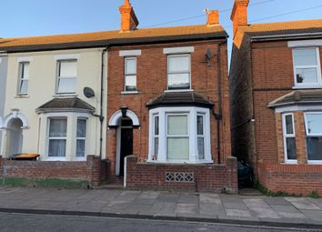 Thumbnail 3 bedroom end terrace house to rent in Aspley Road, Bedford