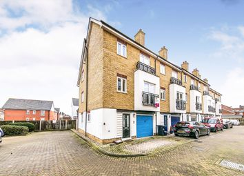 Thumbnail 4 bedroom town house for sale in Quest Place, Maldon