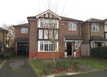 Thumbnail 5 bed detached house for sale in Daisy Close, Kingsbury