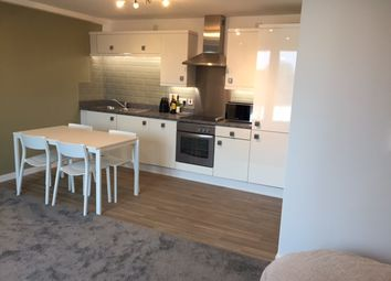 Thumbnail 2 bed flat to rent in Dunstall Street, Scunthorpe