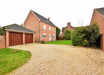 5 bed detached house for sale in Noon Layer Drive, Middleton, Milton Keynes MK10