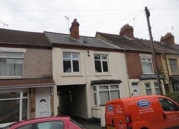Thumbnail 2 bedroom flat to rent in Gadsby Street, Nuneaton