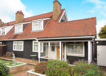 Thumbnail 3 bedroom semi-detached house for sale in Colchester Road, Wix, Manningtree