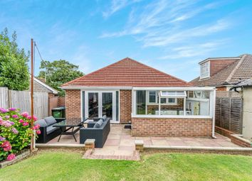 2 bed detached bungalow for sale in Burnham Chase, Southampton SO18