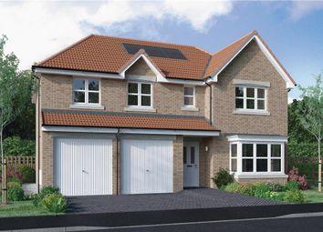 "Thumbnail 5 bed detached house for sale in ""Kinnaird"" at East Calder, Livingston"