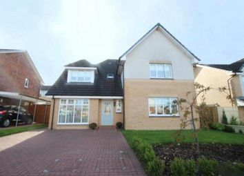 Thumbnail 4 bed detached house for sale in Talisker Crescent, Airdrie, North Lanarkshire