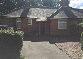 Thumbnail 1 bed bungalow to rent in Station Road, Glenfield