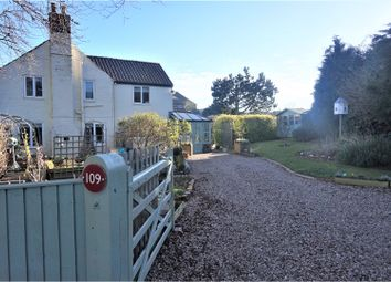 Thumbnail 3 bed cottage for sale in High Street, Wootton, Ulceby