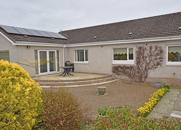 Thumbnail 4 bed detached bungalow for sale in Grampian View, Coupar Angus