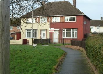 Thumbnail 3 bed semi-detached house to rent in New Parks Boulevard, Glenfield, Leicester