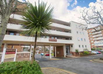 Thumbnail 1 bed flat to rent in Manor Lea, Boundary Road, Worthing