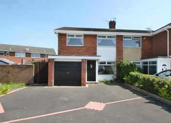 Thumbnail 3 bed semi-detached house to rent in 7 Paulden Road, Lostock Gralam, Northwich, Cheshire