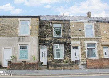 Thumbnail 3 bed terraced house for sale in Queens Park Road, Heywood, Lancashire
