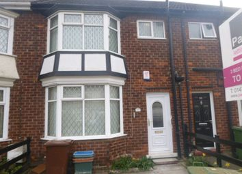 Thumbnail Terraced house to rent in Chelmsford Avenue, Grimsby