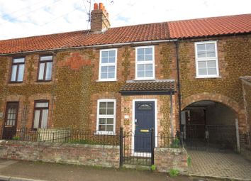 Thumbnail 3 bedroom property for sale in Caley Street, Heacham, King's Lynn