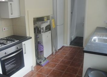 Thumbnail 3 bedroom terraced house to rent in Bishops Road, Peterborough, Cambridgeshire.