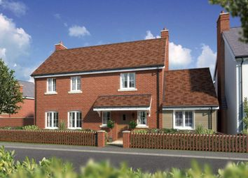 Thumbnail 3 bed detached house for sale in Plot 4, Ramley Road, Pennington, Lymington, Hampshire