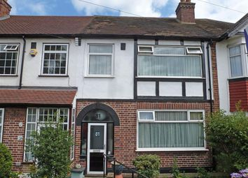 Thumbnail 3 bed terraced house for sale in Priestfield Road, London