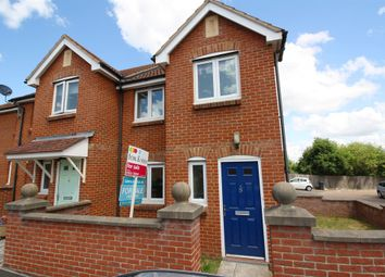 Thumbnail 3 bed end terrace house for sale in Beechfields, Taunton