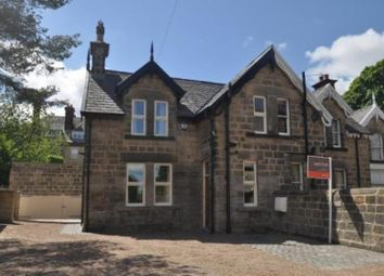Thumbnail 2 bed semi-detached house to rent in Leeds Road, Harrogate, North Yorkshire