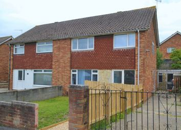 Thumbnail 3 bedroom semi-detached house to rent in Binmead Gardens, Bishopsworth, Bristol