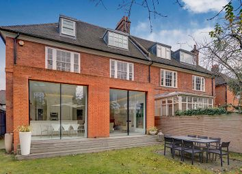 5 bed semi-detached house for sale in Glenilla Road, Belsize Park, London NW3