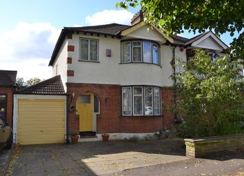 Thumbnail 3 bedroom semi-detached house for sale in Dale View Crescent, Chingford