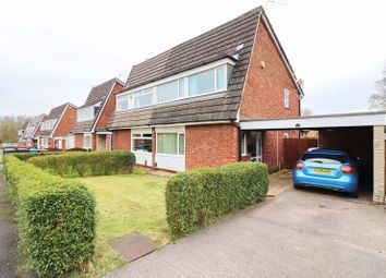 Thumbnail 3 bed semi-detached house for sale in Weaver Avenue, Walkden, Manchester