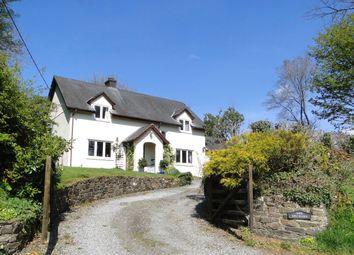Thumbnail 4 bed detached house for sale in Germansweek, Beaworthy