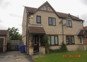 Thumbnail 3 bed semi-detached house to rent in Berry Edge Close, Conisbrough, Doncaster