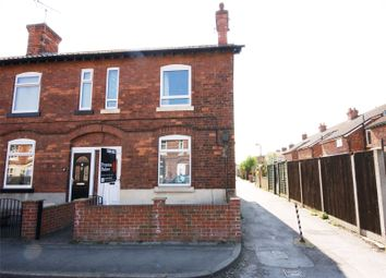 Thumbnail 2 bedroom end terrace house to rent in Recreation Road, Selby, North Yorkshire