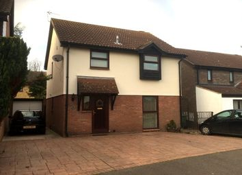 Thumbnail 4 bed detached house to rent in Tiberius Gardens, Witham