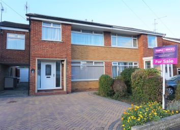 Thumbnail 4 bed semi-detached house for sale in Wheatlands Drive, Beverley