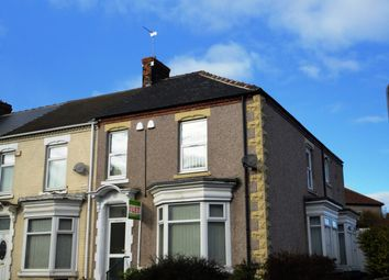 Thumbnail 4 bed flat for sale in Londonderry Road, Stockton-On-Tees