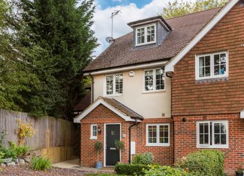 Thumbnail 4 bed end terrace house for sale in Little Stanford Close, Lingfield