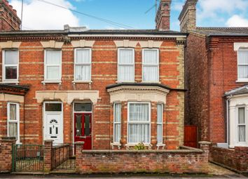 Thumbnail 3 bedroom semi-detached house for sale in Princes Road, Wisbech