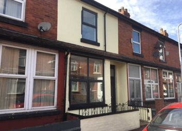 Thumbnail 3 bedroom terraced house for sale in Wetherall Street, Levenshulme, Manchester