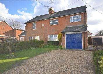 Thumbnail 4 bed semi-detached house for sale in Prospect Place, Warfield Street, Warfield