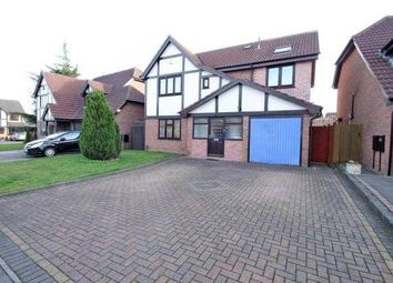 Thumbnail 4 bed property to rent in Gunnersbury Way, Nuthall, Nottingham