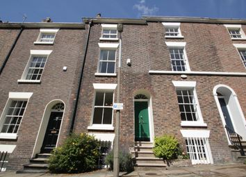 Thumbnail 4 bed terraced house for sale in Mount Street, Liverpool