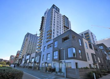 Thumbnail 2 bed flat to rent in Barge Walk, North Greenwich
